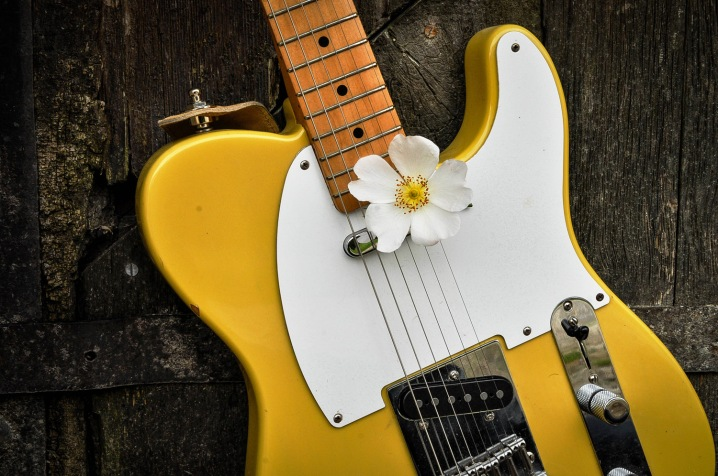 Yellow tele 6