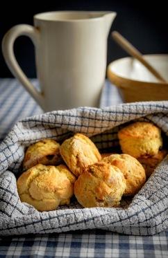 Baking scones 4