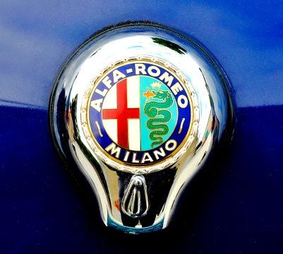 Alfa badge