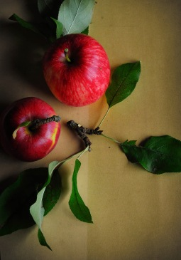 Apples golden red 1