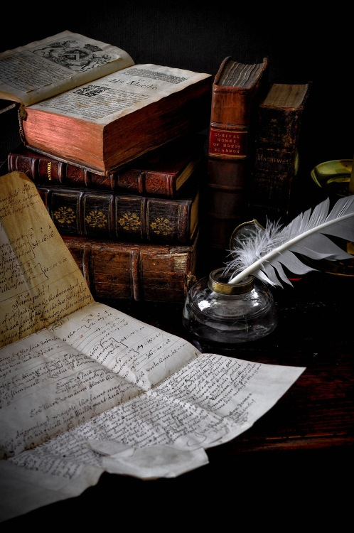 Parchment and quill 2