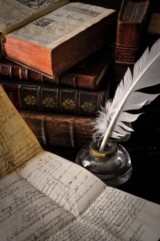Parchment and quill 3