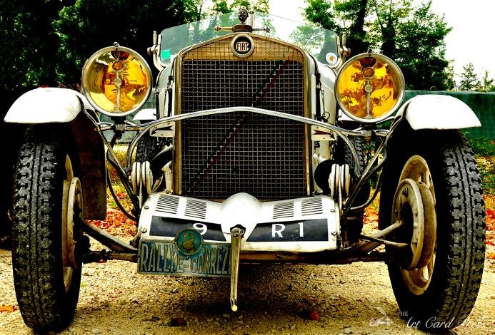 Vintage cars FIAT