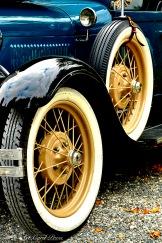 Whitewall tyres