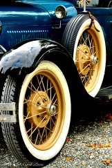 Whitewall tyres