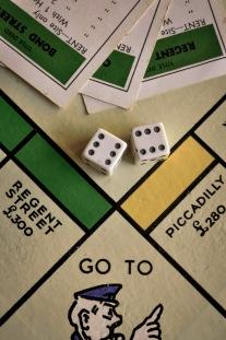 Monopoly Dice GoTo Jail