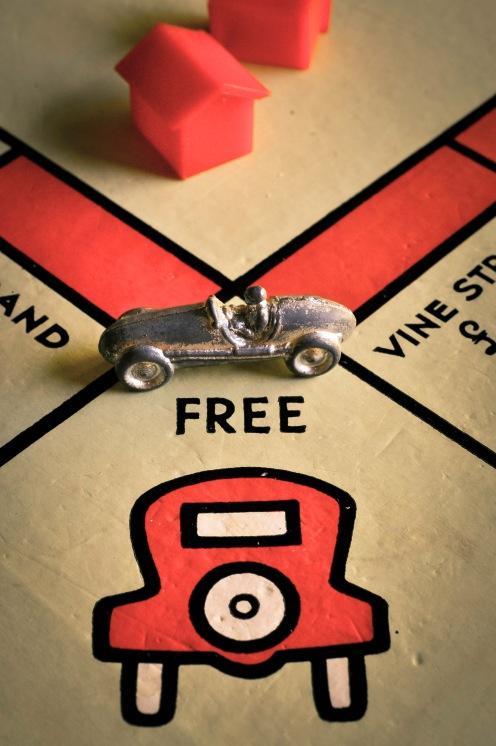 Monopoly Free Parking 1