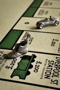 Monopoly Liverpool Street