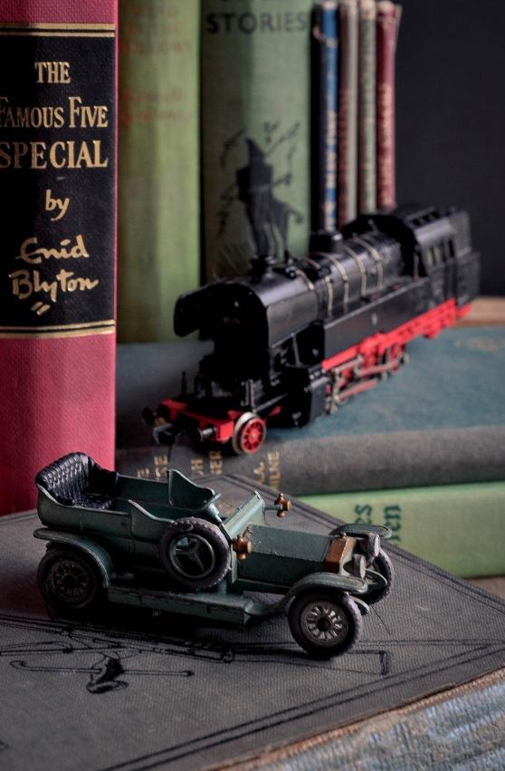 RR & Locomotive