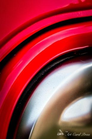Frame red