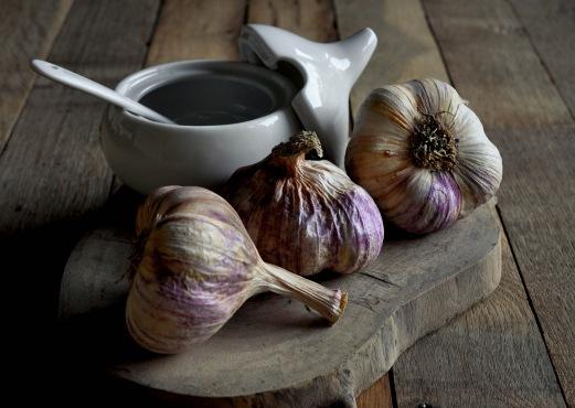 Rose Garlic and roaster 2
