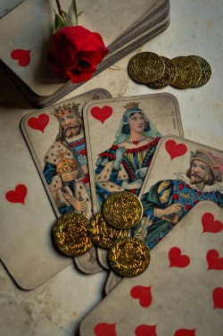 Royal Flush coins 1
