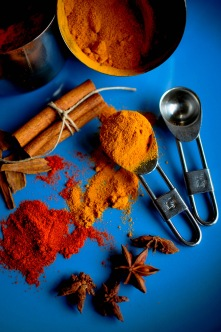 Curry spices 9