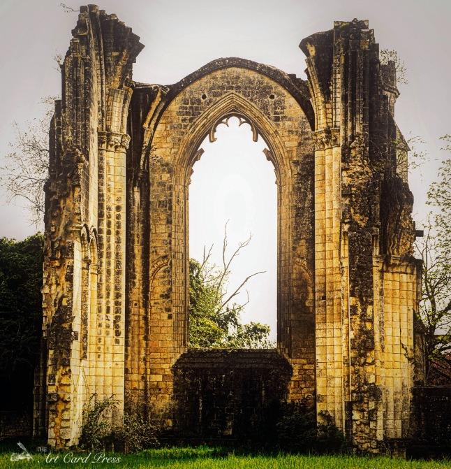 Abbey Ruins 13