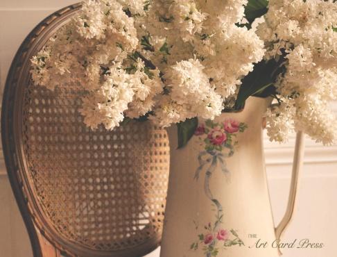 White Lilac & Jug detail_
