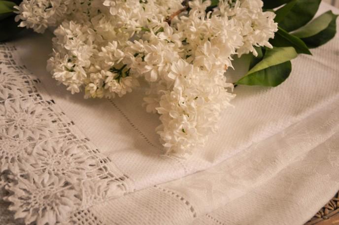 White Lilac vintage 1-2