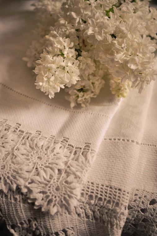 White Lilac vintage 1-3