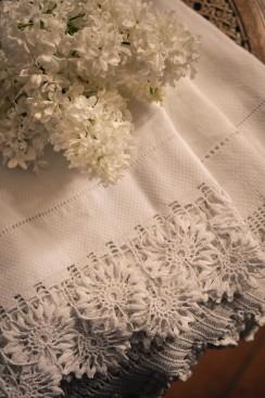 White Lilac vintage 1-4