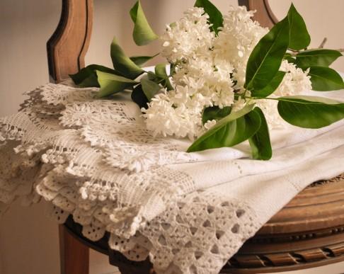 White Lilac vintage 1