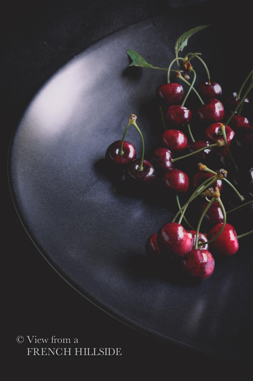 Black Fruit Cherries-10
