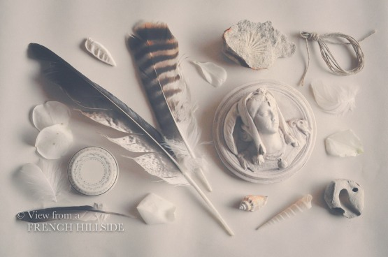 White ephemera