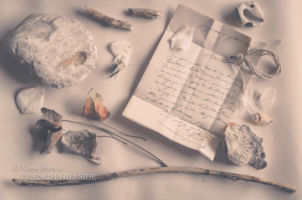 White Ephemera letter stones3