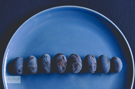 Blue Damsons 9
