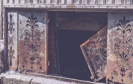 Montmoreau Doors old shop-3