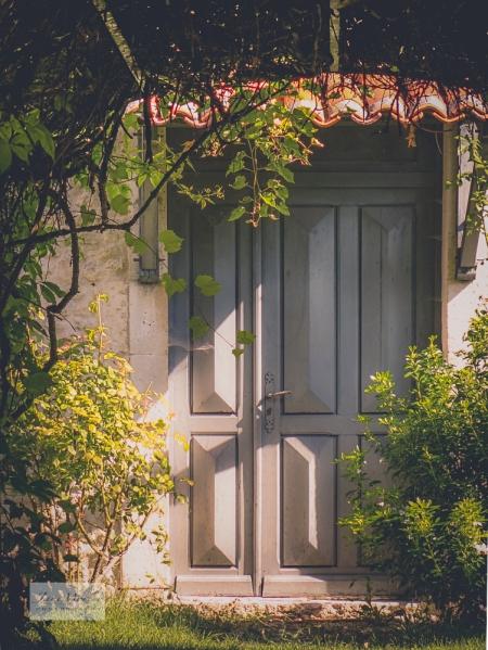 Martine's Front Door