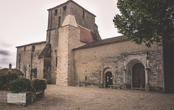 St Amand church_