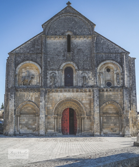 St Pierre exterior