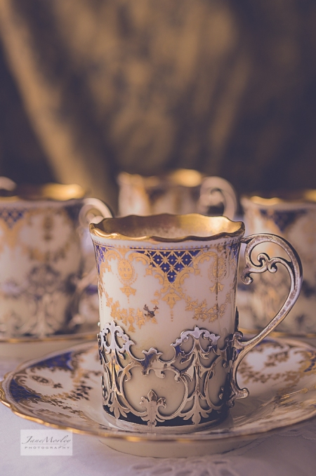 Victorian Coffee Cups 2-4